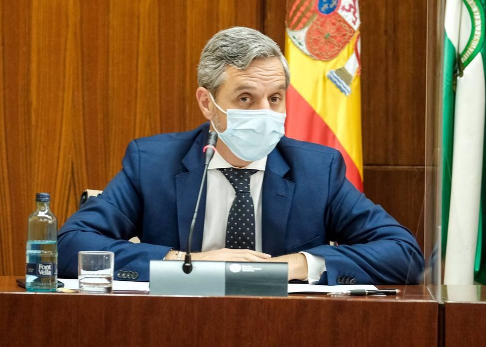 Juan Bravo, consejero de Economía