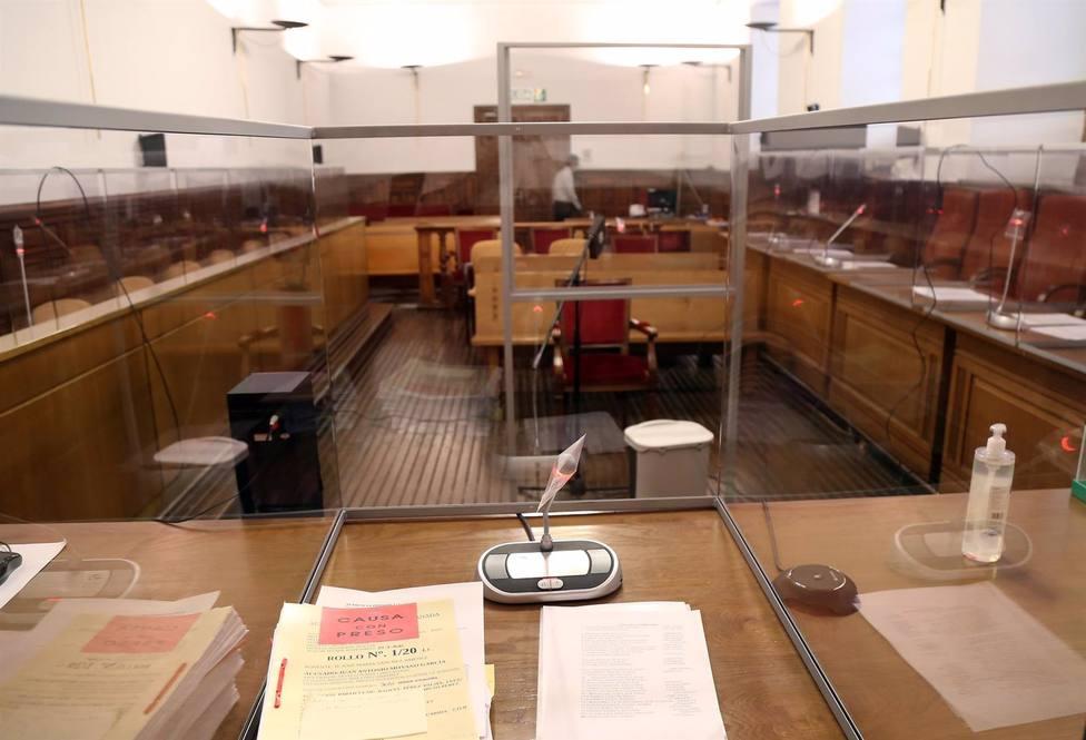 Granada.- Tribunales.-TSJA ratifica la absolución del hombre juzgado por el asesinato de un indigente junto al Rey Chico