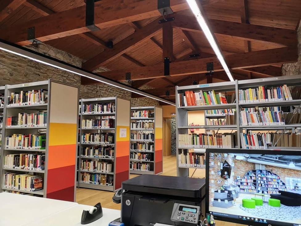Biblioteca municipal de Benasque
