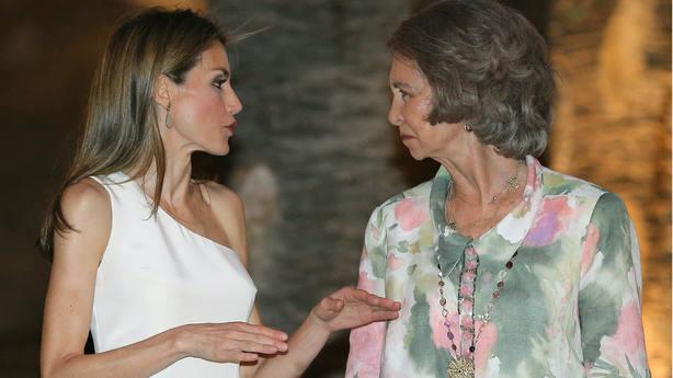 Doña Letizia vs. Doña Sofía, una relación de claroscuros entre reinas