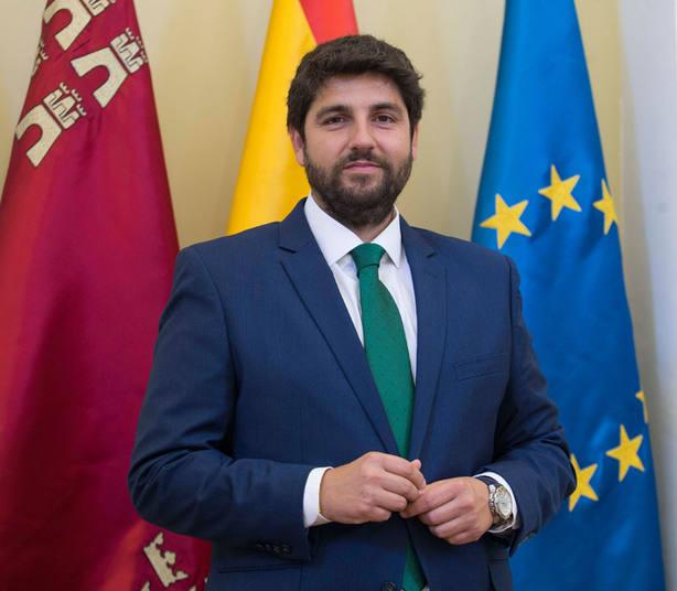 López Miras se reunirá con Pedro Sánchez el próximo 18 de septiembre