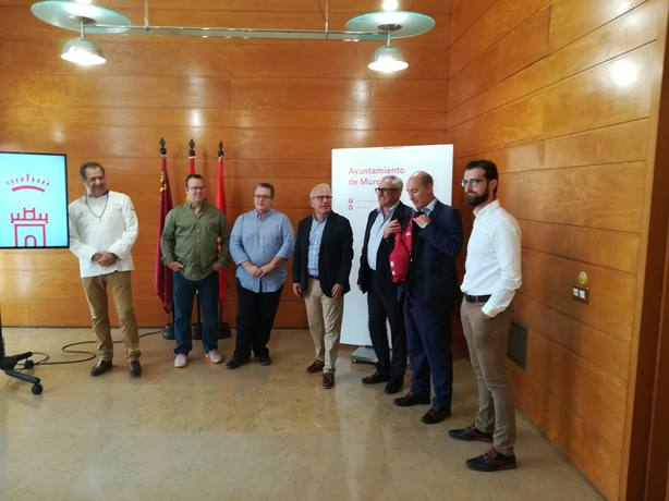 La Feria de Murcia cuenta con una carpa SOS Respira para evitar atragantamientos