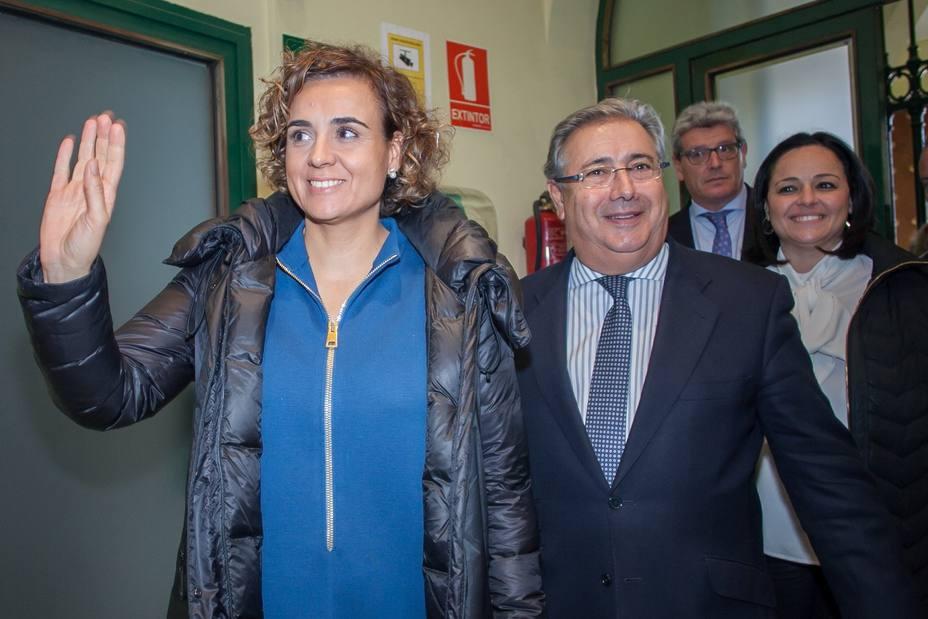 Montserrat no cree que a ningún demócrata le guste la sentencia de Estrasburgo a favor de un terrorista como Otegi