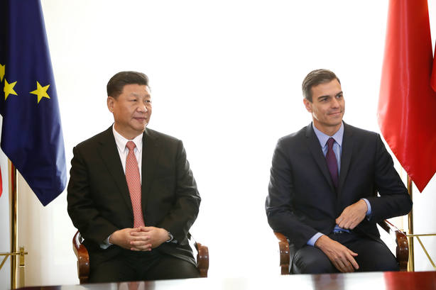 España y China subrayan la importancia de la promoción y protección de los derechos humanos y las libertades