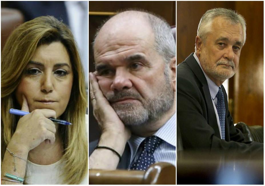 El PSOE se desinfla en Andalucía y obtiene el peor resultado de su historia
