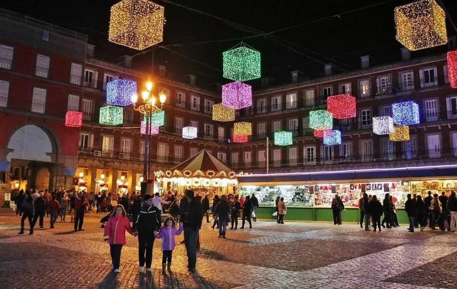 ¿Qué hacer en Madrid estas Navidades?