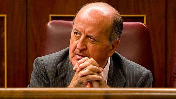 José Manuel Albendea en el Congreso de los Diputados