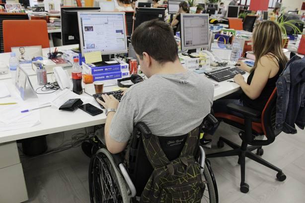 El programa de prácticas de Fundación ONCE y Crue Universidades Españolas logra una empleabilidad del 40%