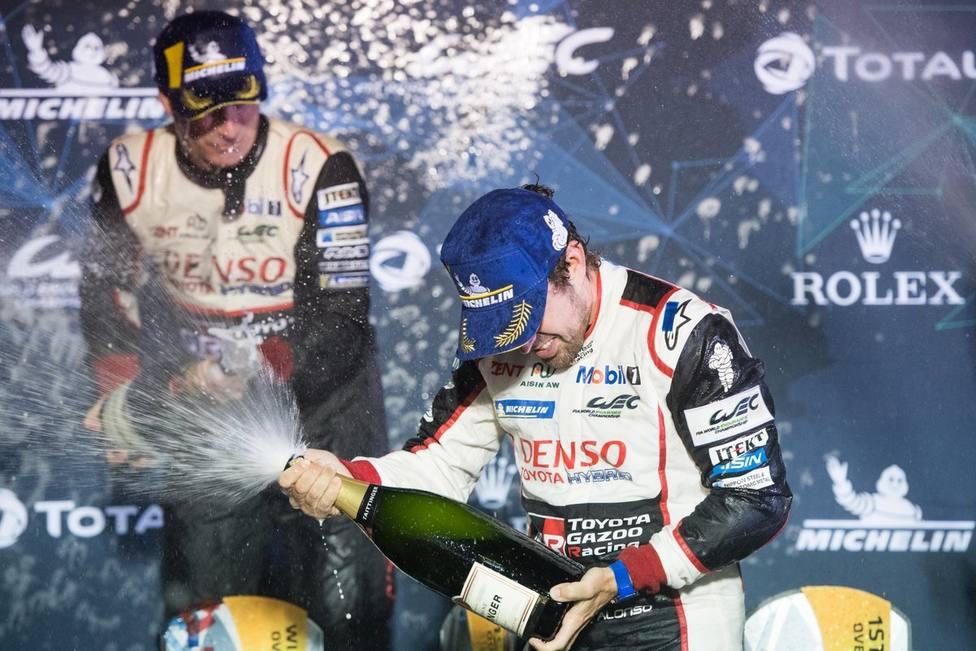 Alonso: Estoy imbatido en América este año, ojalá que siga la racha