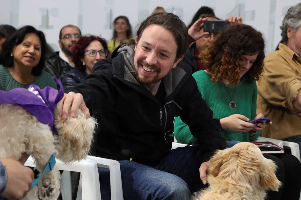 Pablo Iglesias y la caricatura más cruel: Es muy despiadado