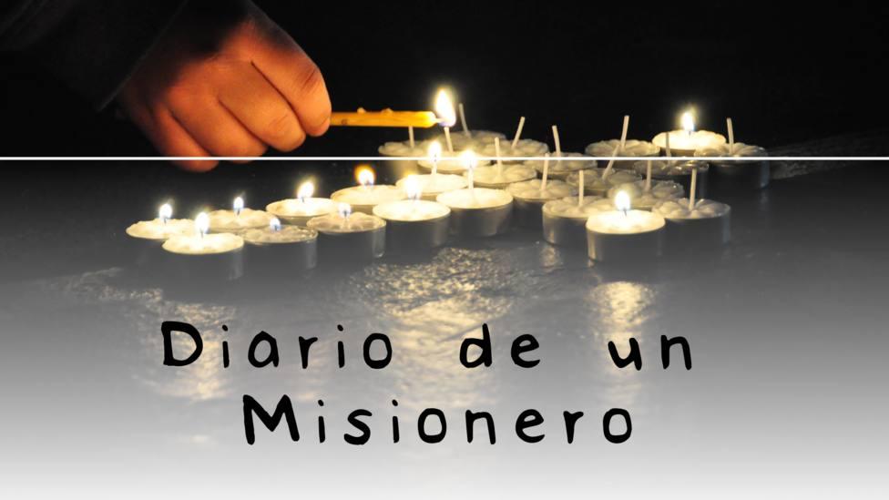 Así se celebra la Pascua en una misión en África