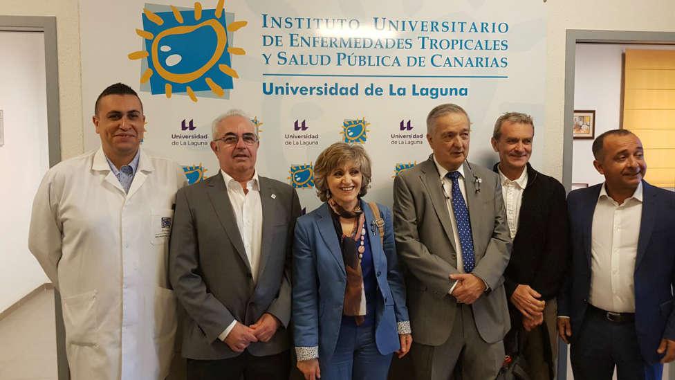 """Resultado de imagen de Carcedo advierte en Tenerife que las enfermedades tropicales son una """"amenaza"""" debido al cambio climático"""