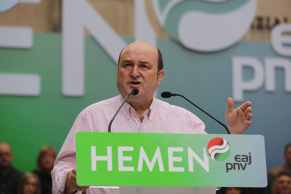 PNV dice que el acto de Rivera en el pueblo del etarra Ternera es una indignidad y pide dejar de estigmatizar pueblos
