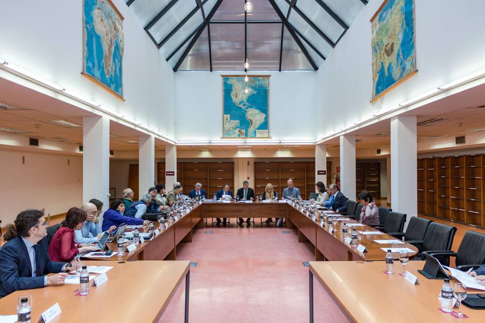 Reunión Consejo Gobierno UBU