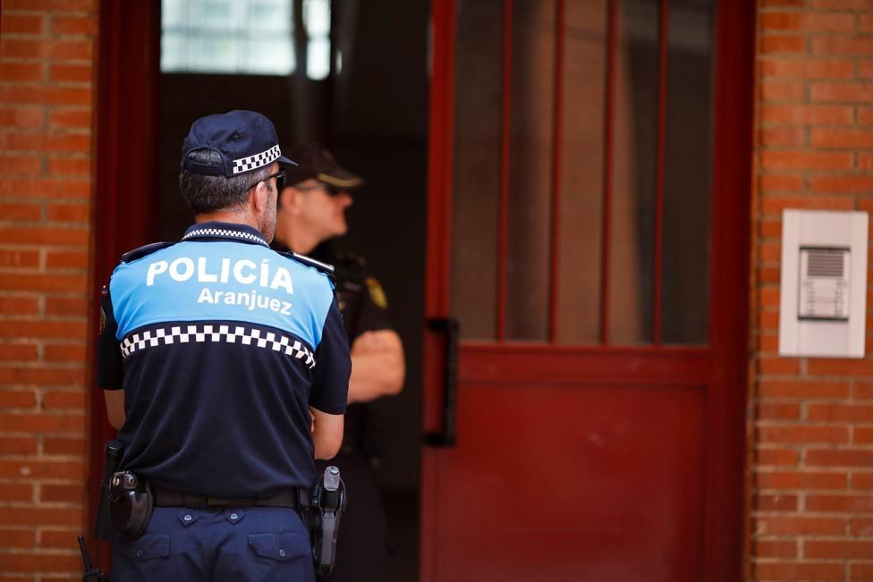 Una mujer muerta en Aranjuez por disparos de un hombre, que ha sido detenido
