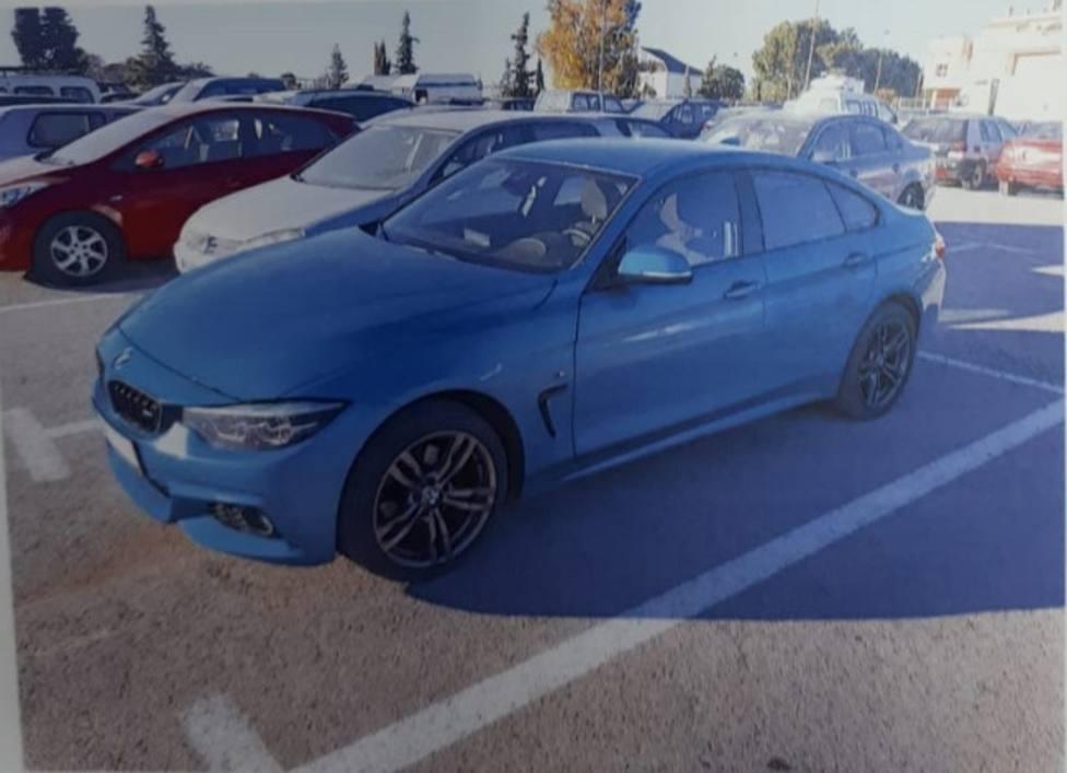 La Policía Local recupera en Lorca un coche robado en la República Checa