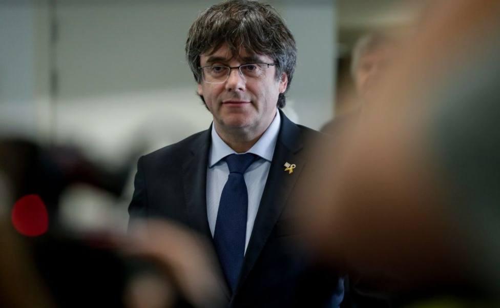 La JEC decide hoy qué eurodiputados irán a Bruselas, incluido Puigdemont