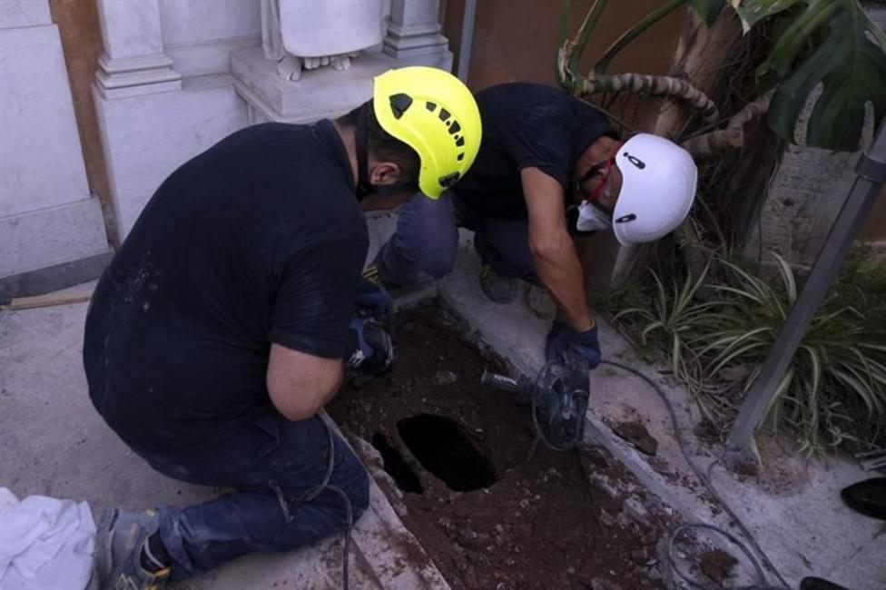 El Vaticano examinará dos osarios en búsqueda de restos de las tumbas vacías
