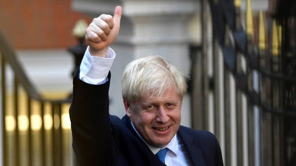 Boris Johnson ya es el nuevo primer ministro del Reino Unido
