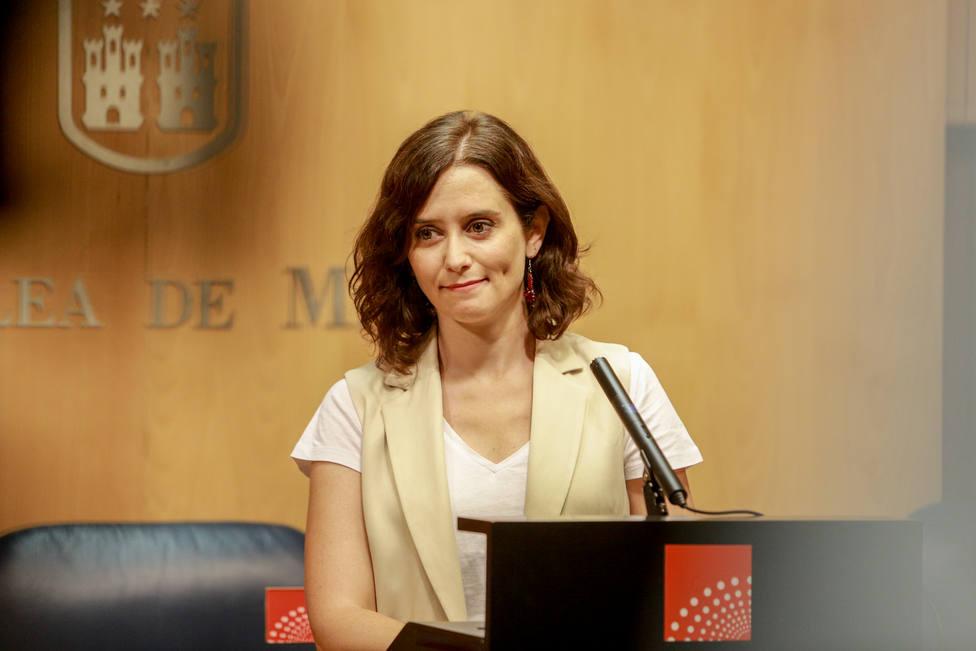 Belarra pide la dimisión de Ayuso tras las sospechas de su relación en el caso Púnica y de no pagar el IBI