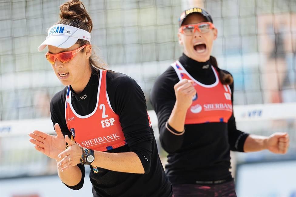 Fernández Steiner y Baquerizo caen en semifinales y lucharán por el bronce europeo