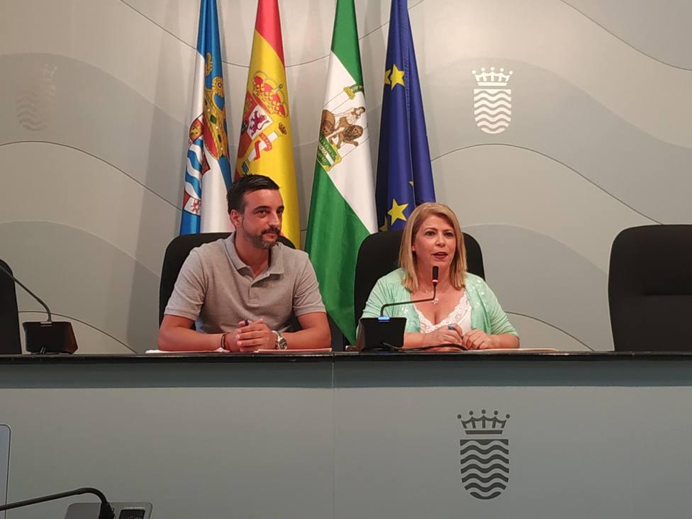 Mamen Sánchez y José Antonio Díaz