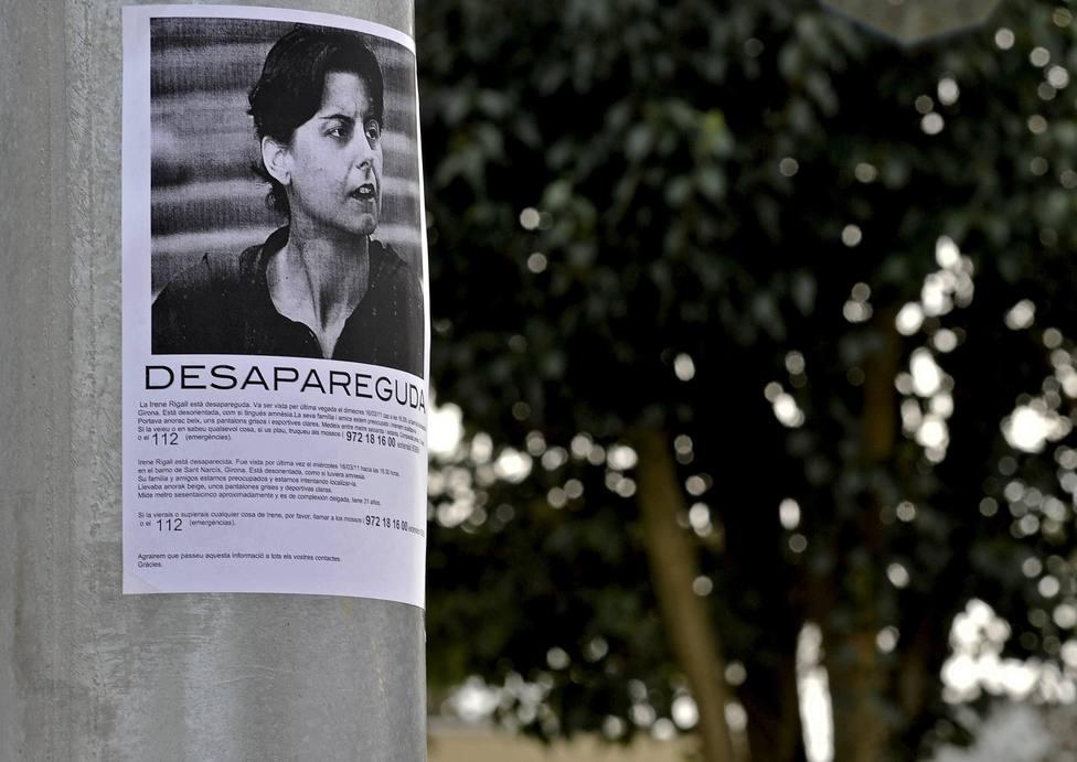 Identifican los restos de Irene Rigall, periodista de Girona desaparecida hace 8 años