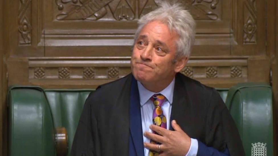 Los mejores momentos del Bercow, el speaker del Parlamento que moderaba los debates al grito de order