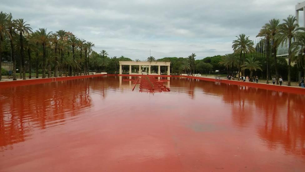 Fuente Palau de la Música