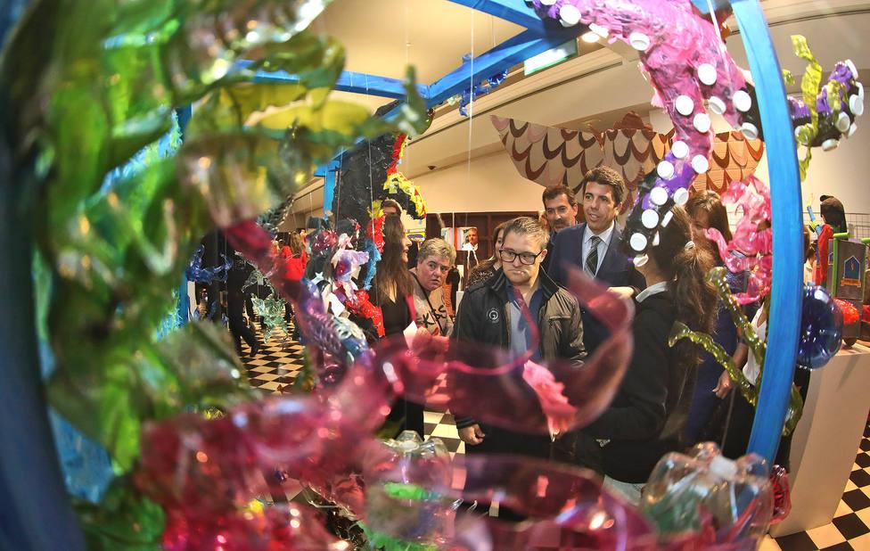 Inauguracion de Expocreativa (Diputación)