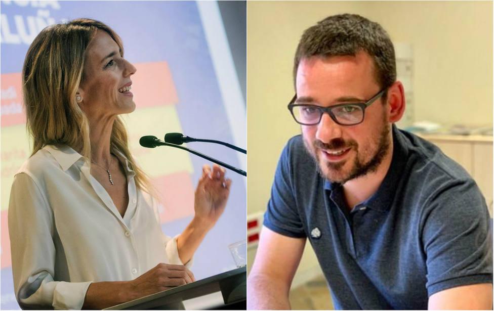 Álvarez de Toledo arremete contra la Sexta por este detalle en una noticia sobre un portavoz de la CUP