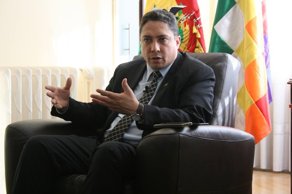 El ministro de Justicia de Bolivia se suma a la decena de altos cargos que abandonan el Gobierno de Morales