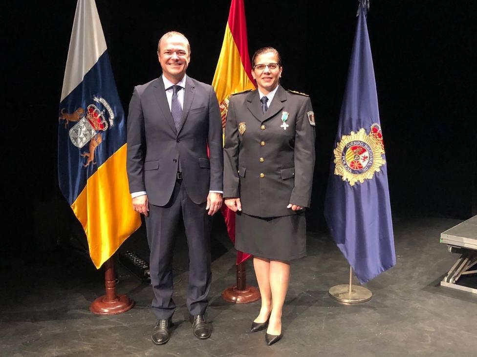 Augusto Hidalgo y Carmen Delia Martín
