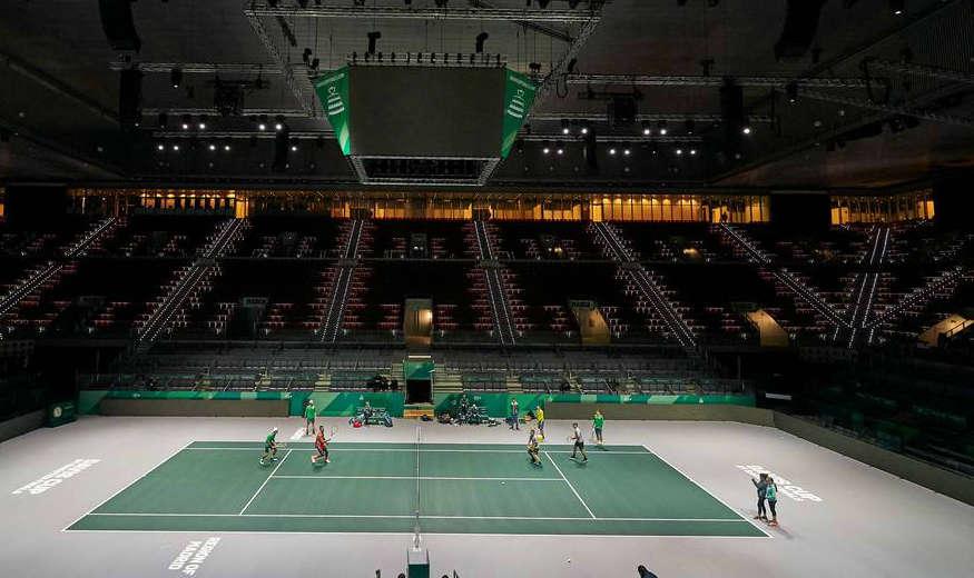 Davis Cup Caja Mágica