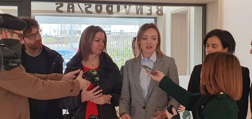 Fabiola García anuncia en Lugo que las escuelas infantiles serán gratis a partir del segundo hijo