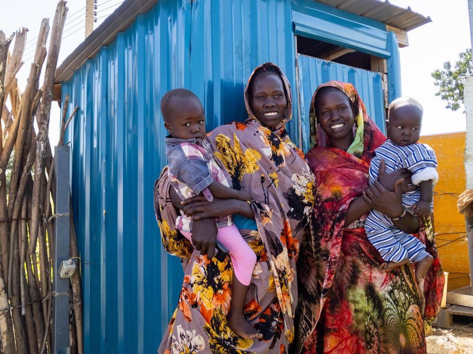 La ONU denuncia violaciones a gran escala contra mujeres durante los desplazamientos en Darfur Occidental