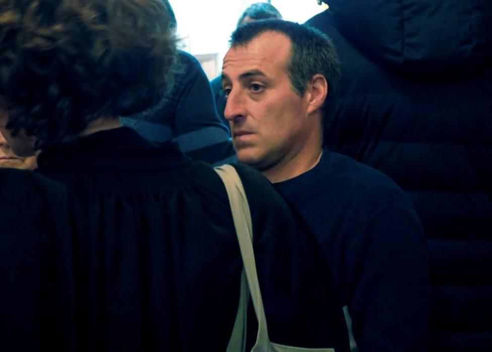 David Pla que fue jefe de ETA junto a Iratxe Sorzábal