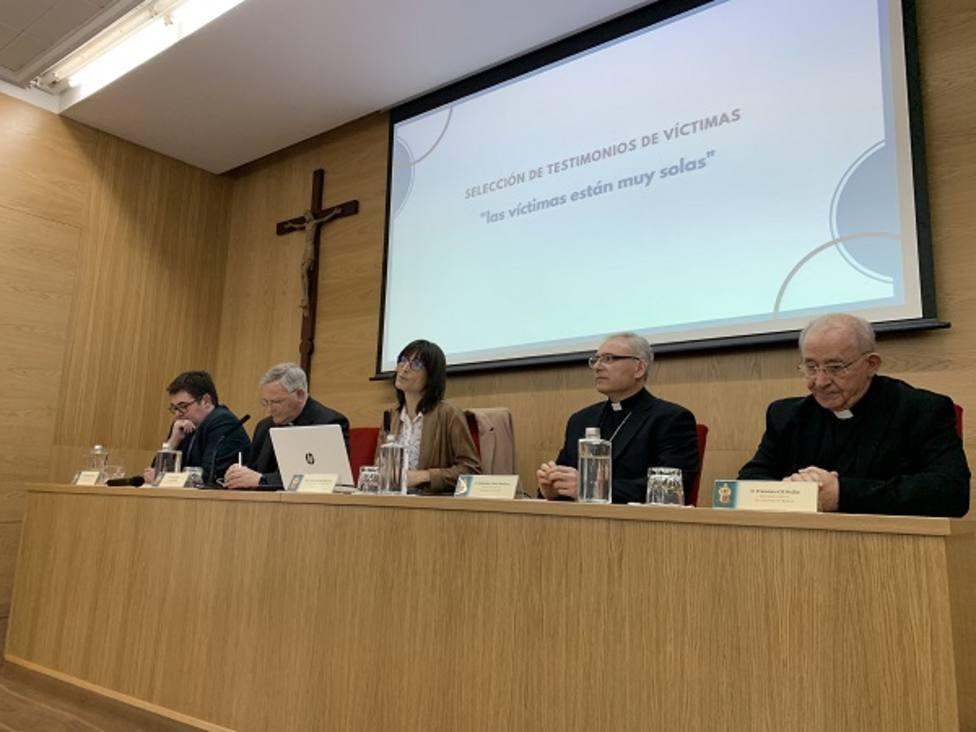 Gema Varona, a los sacerdotes de Murcia
