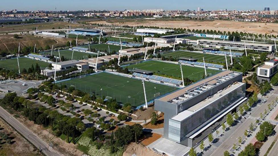 El Real Madrid se plantea jugar el tramo final de Liga en Valdebebas si la competición se reanuda sin público