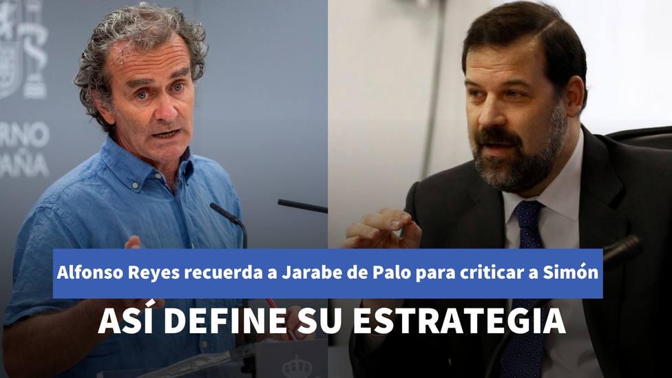 Alfonso Reyes recuerda esta canción de Jarabe de Palo para definir la estrategia de Fernando Simón