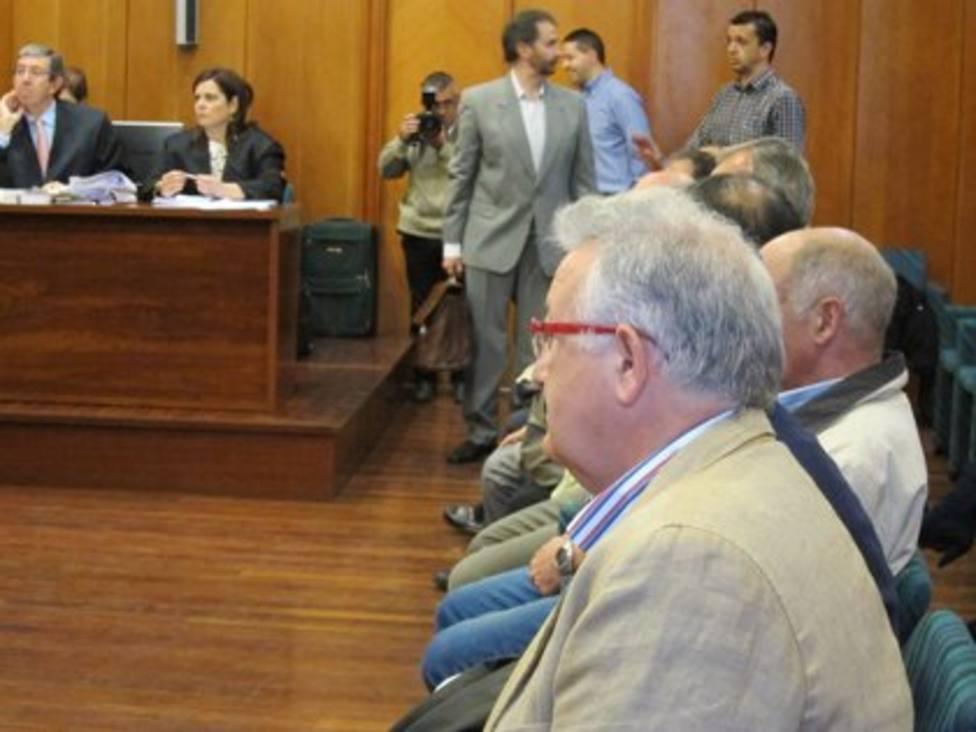 Muguruza fue alcalde de Castro entre 2003 y 2007