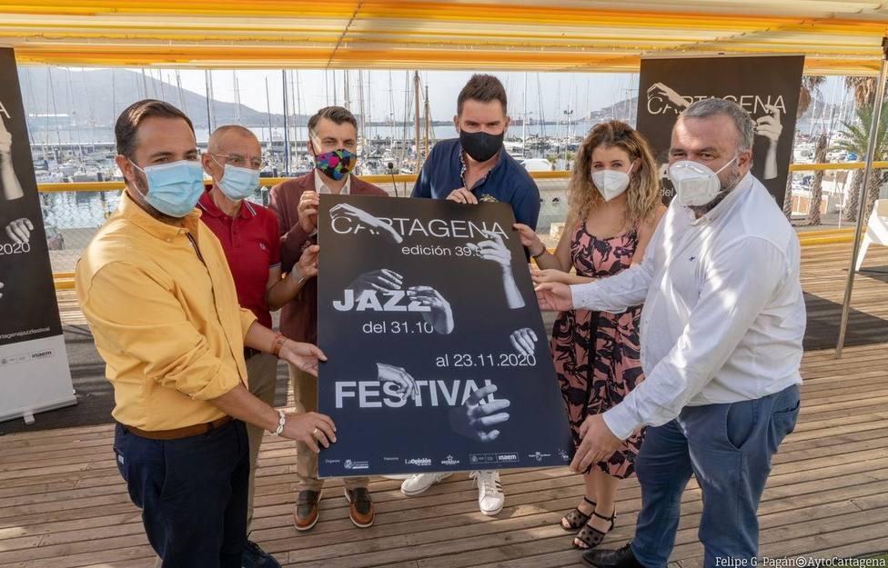 Zenet, Andrea Motis y Martirio, en el cartel del Cartagena Jazz Festival