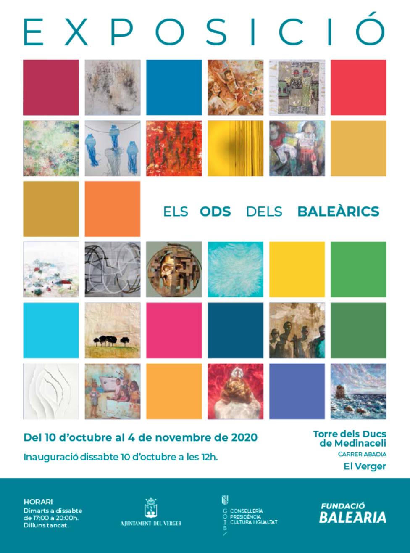 Fundació Baleària organiza la exposición Baleàrics ODS