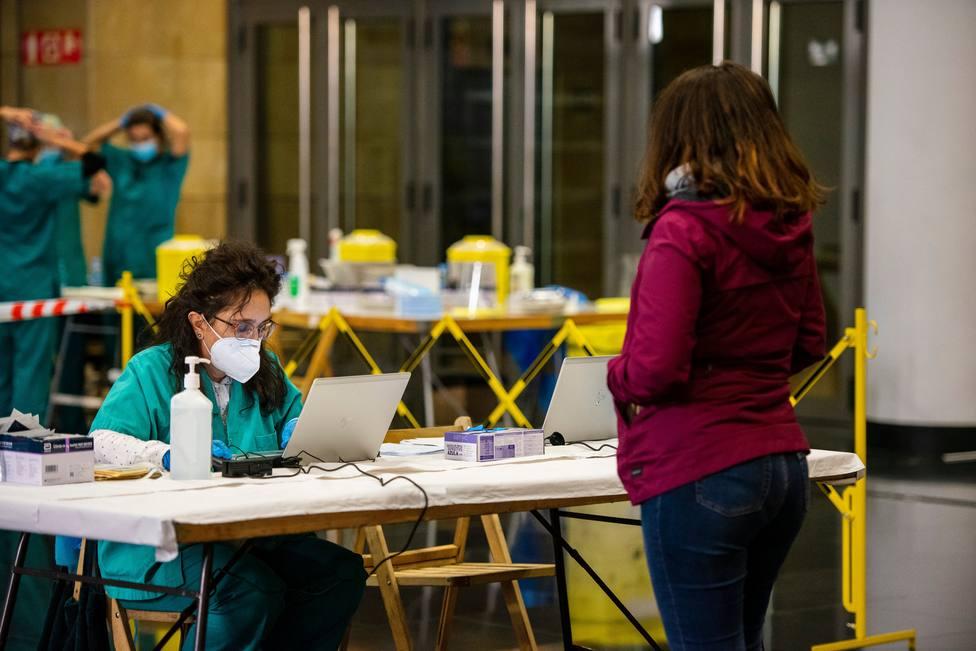 Logroño alcanza una tasa de incidencia acumulada de coronavirus de 509,5 casos por 100.000 habitantes
