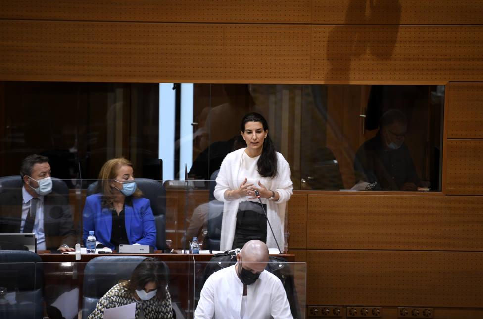 El reparto de los fondos europeos a examen en la Asamblea de Madrid