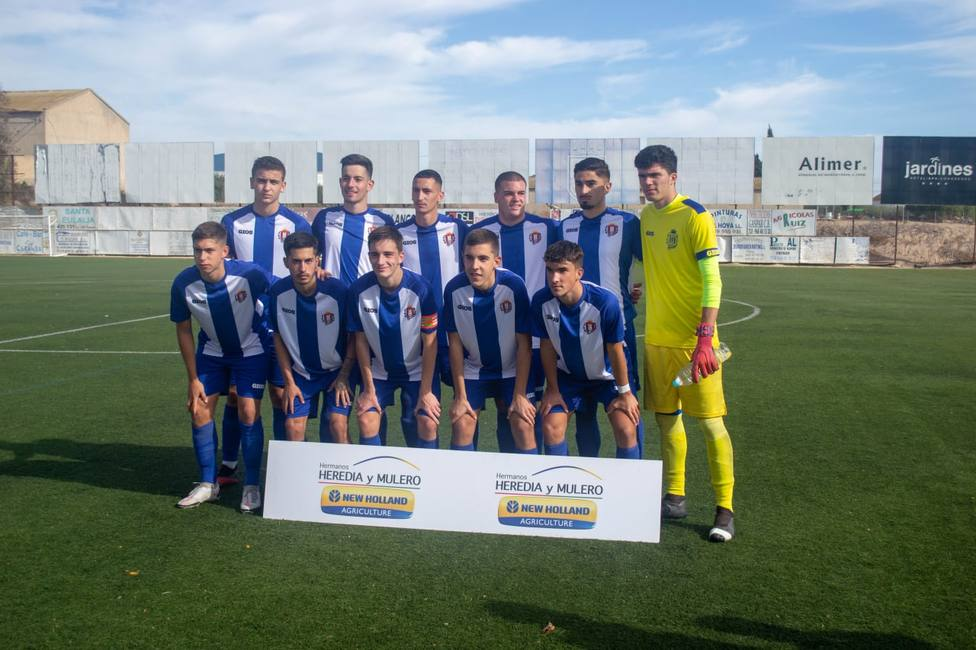 El Guadalupe - Cantera Lorca Deportiva aplazado por un caso COVID19