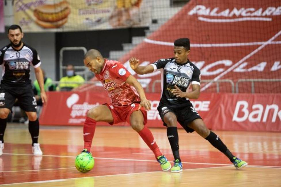 ElPozo Murcia Costa Cálida estrena victoria como local remontando ante Burela (2-1)