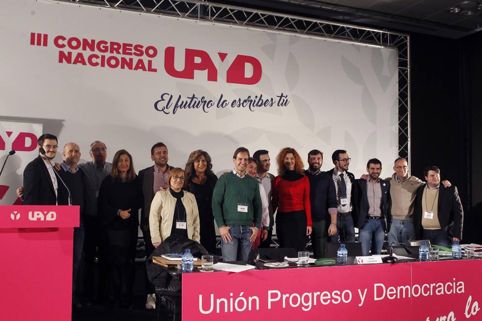 Un juez declara la extinción de UPyD por una deuda con una exeurodiputada