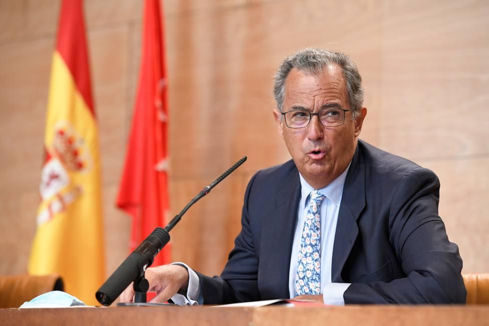 La Comunidad de Madrid recurrirá la Ley Celaá ante el Tribunal Constitucional