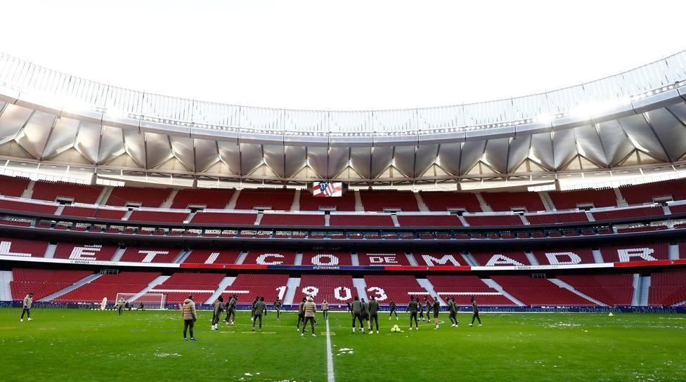 Atlético de Madrid - Sevilla: Horario y dónde ver y escuchar el partido